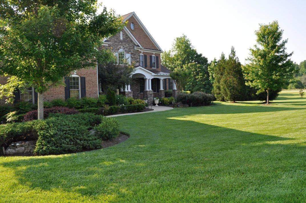 Remove fallen leaves and prepare your landscape for North Carolina's milder winter weather.