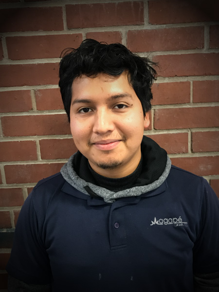 Image of Team Member of the Month Carlos