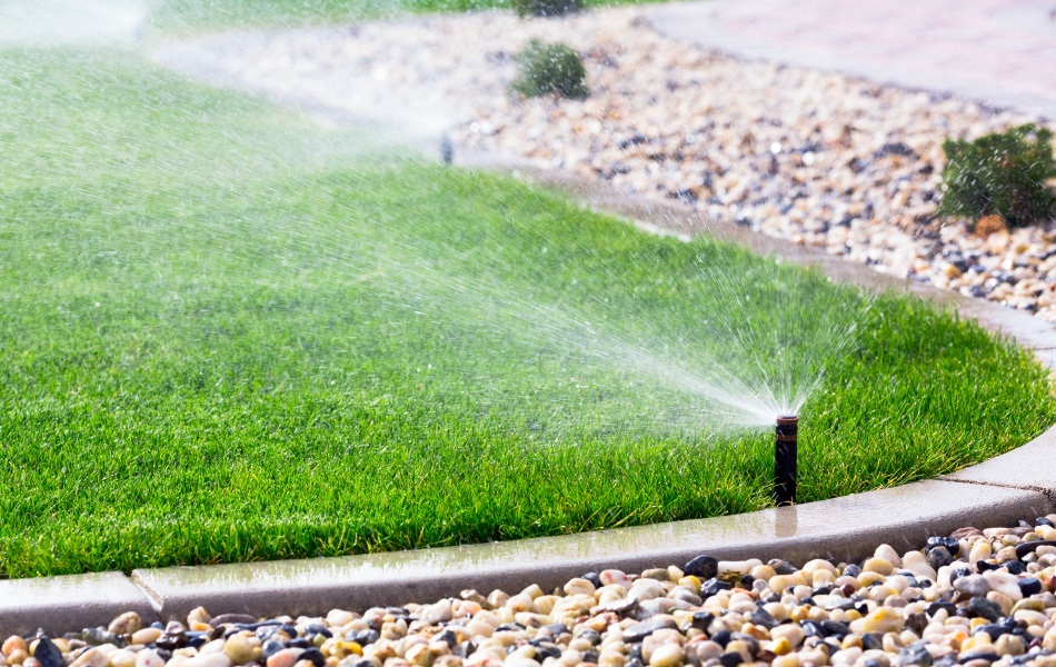 When You Need Irrigation Repair Agape Lawn Company Will