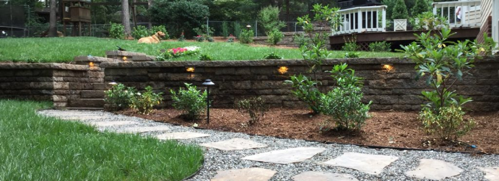 Lawn and Yard Cleaning services during the spring and fall near Raleigh Durham NC