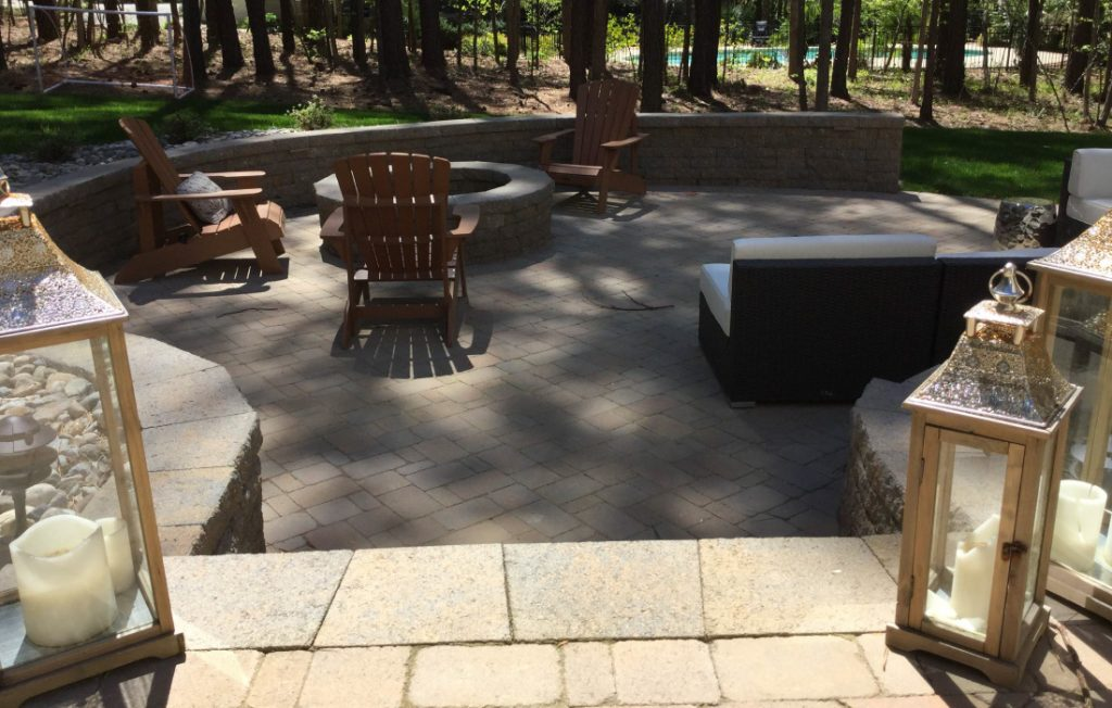 Custom patios installation and design services near Raleigh Durham, NC that add value to your home & envy of the neighborhood.